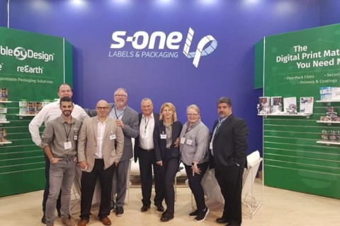 Great day at LabelExpo