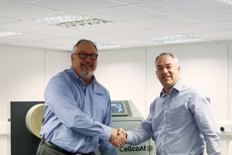 Cellcoat Systems Partners with S-One Labels & Packaging